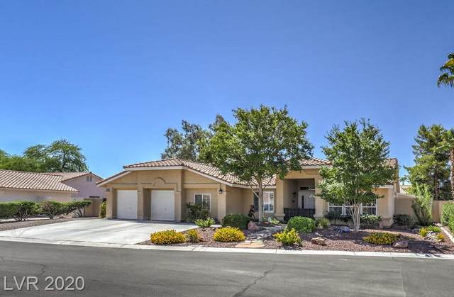 5213 Cold River Avenue, Las Vegas, NV 89130 (MLS #2219424) :: Jeffrey Sabel