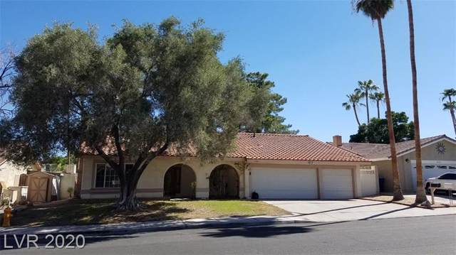 1901 Canterbury Drive, Las Vegas, NV 89119 (MLS #2219430) :: Billy OKeefe | Berkshire Hathaway HomeServices