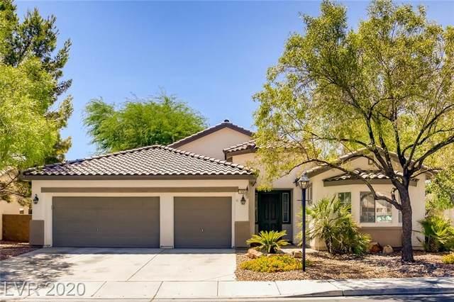 4253 Val Dechiana Avenue, Las Vegas, NV 89141 (MLS #2219446) :: Performance Realty