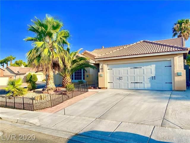2613 Windy Hills Avenue, North Las Vegas, NV 89031 (MLS #2219465) :: Performance Realty