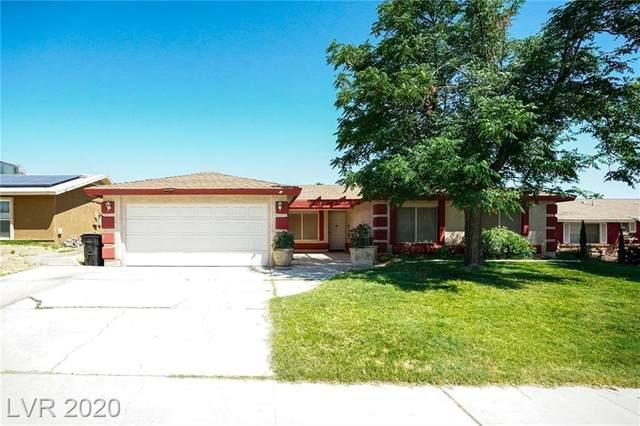 3940 Twain Avenue, Las Vegas, NV 89121 (MLS #2219466) :: Hebert Group   Realty One Group