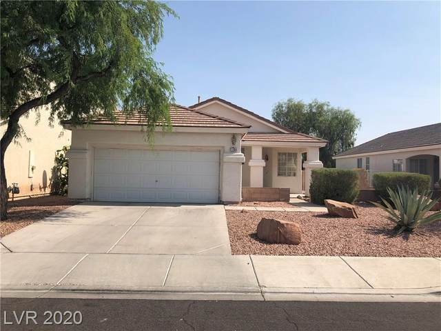 1706 Millstream Way, Henderson, NV 89074 (MLS #2219476) :: Kypreos Team