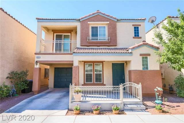 9151 Champney Avenue, Las Vegas, NV 89148 (MLS #2219493) :: Jeffrey Sabel