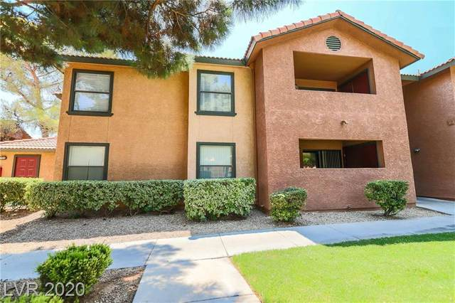 2451 Rainbow Boulevard #1096, Las Vegas, NV 89108 (MLS #2219508) :: The Perna Group