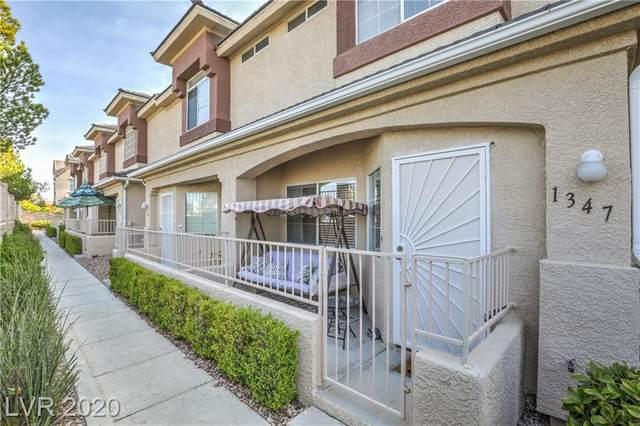 1347 Silver Sierra Street, Las Vegas, NV 89128 (MLS #2219510) :: Signature Real Estate Group