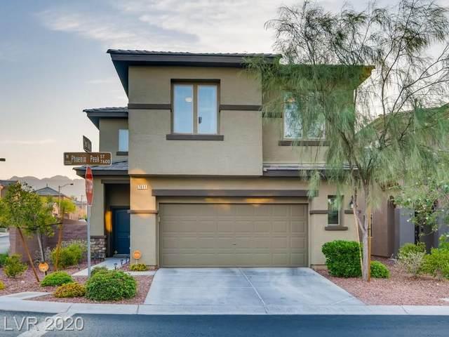 7611 Phoenix Peak Street, Las Vegas, NV 89166 (MLS #2219528) :: Hebert Group | Realty One Group