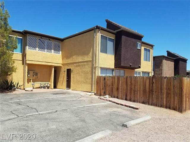 1471 Living Desert Drive C, Las Vegas, NV 89119 (MLS #2219534) :: The Mark Wiley Group | Keller Williams Realty SW