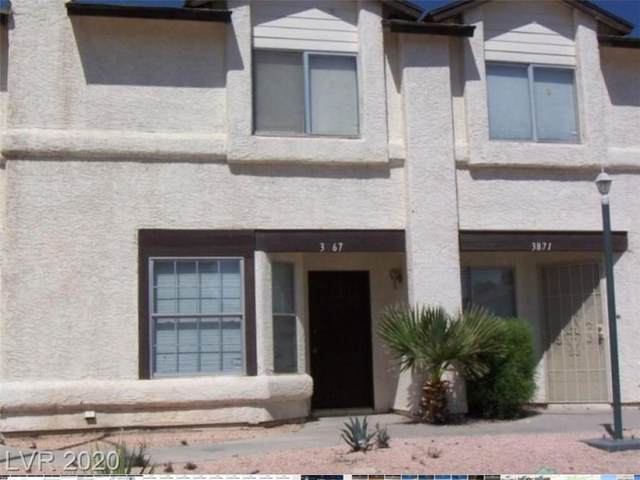 3867 Terrazzo Avenue, Las Vegas, NV 89115 (MLS #2219537) :: The Lindstrom Group