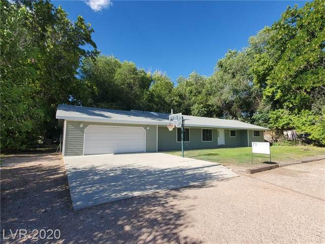 1141 Hansen, Panaca, NV 89042 (MLS #2219538) :: Signature Real Estate Group