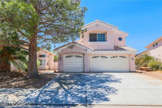 5305 White Coyote Place, Las Vegas, NV 89130 (MLS #2219560) :: Performance Realty