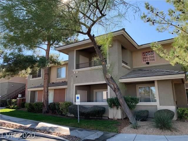 1008 Domnus Lane #201, Las Vegas, NV 89144 (MLS #2219579) :: Jeffrey Sabel