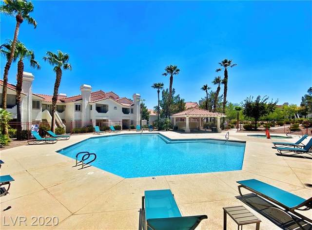 701 Harvest Run Drive #103, Las Vegas, NV 89145 (MLS #2219590) :: Billy OKeefe | Berkshire Hathaway HomeServices