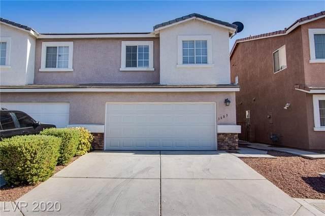 3683 Starry Beach Avenue, Las Vegas, NV 89115 (MLS #2219594) :: Hebert Group   Realty One Group