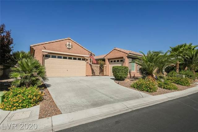 8169 Bay Colony Street, Las Vegas, NV 89131 (MLS #2219597) :: Performance Realty