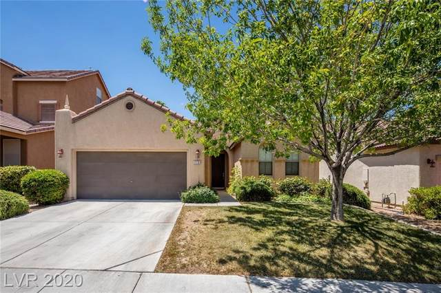 773 Valley Rise Drive, Henderson, NV 89052 (MLS #2219599) :: Performance Realty