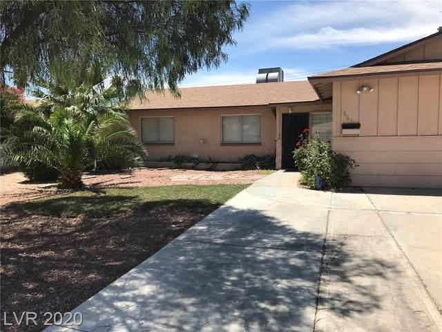 963 Laramore Drive, Las Vegas, NV 89119 (MLS #2219601) :: The Lindstrom Group