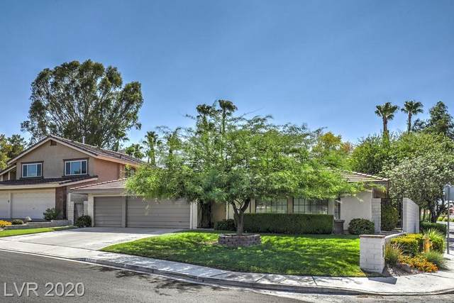 539 Trimley Court, Henderson, NV 89014 (MLS #2219616) :: Performance Realty