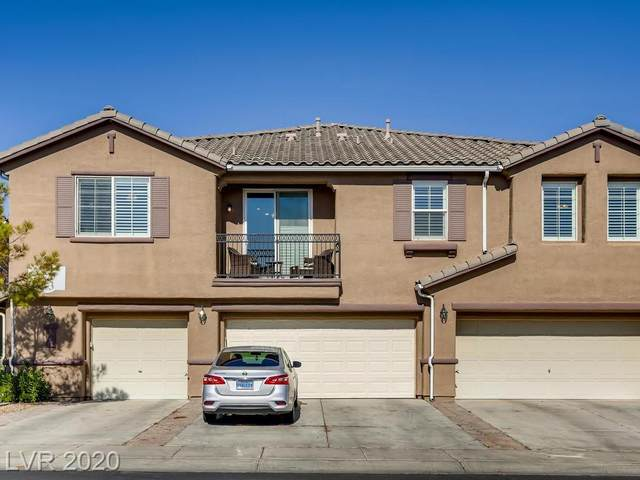 21 Red Oak Canyon Street #3, Henderson, NV 89012 (MLS #2219619) :: Kypreos Team