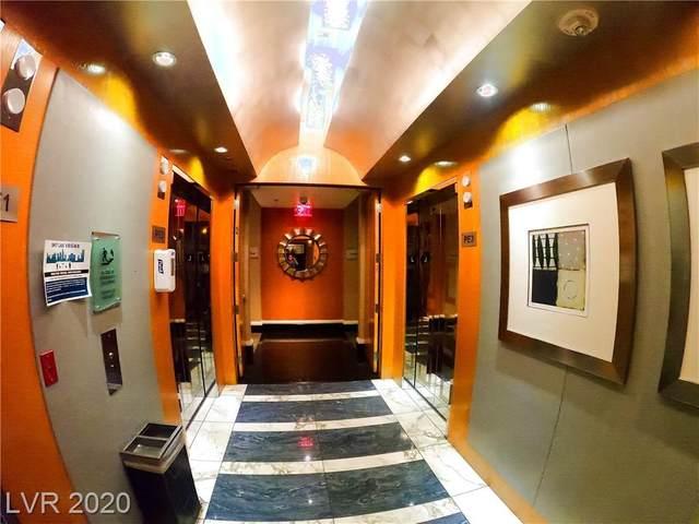 2700 Las Vegas Boulevard #806, Las Vegas, NV 89109 (MLS #2219621) :: Hebert Group | Realty One Group
