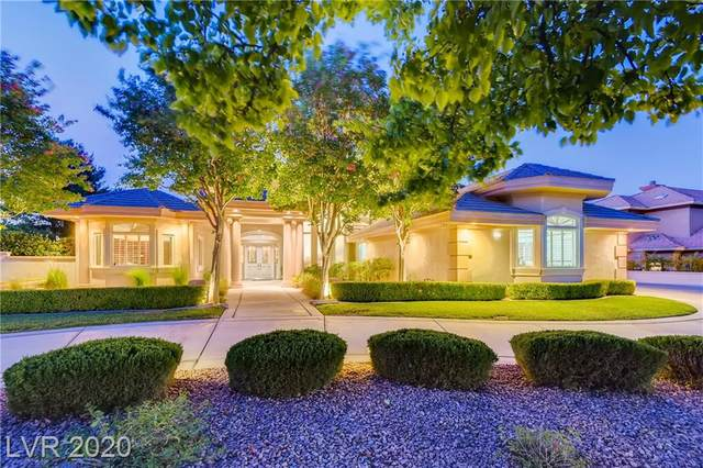 9812 Winter Palace Drive, Las Vegas, NV 89145 (MLS #2219633) :: Billy OKeefe | Berkshire Hathaway HomeServices