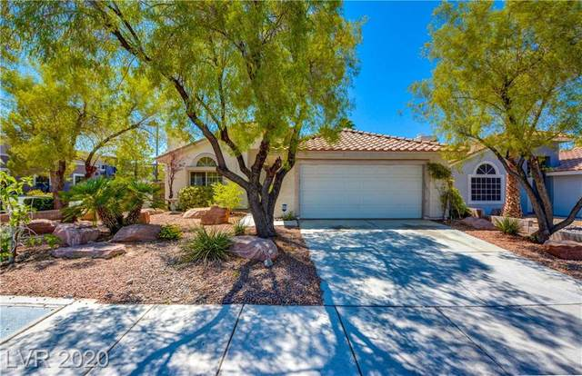 3233 Campbell Road, Las Vegas, NV 89129 (MLS #2219641) :: Hebert Group | Realty One Group