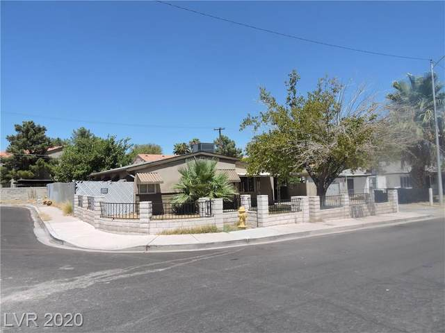 1801 Franklin Avenue, Las Vegas, NV 89104 (MLS #2219656) :: Hebert Group | Realty One Group