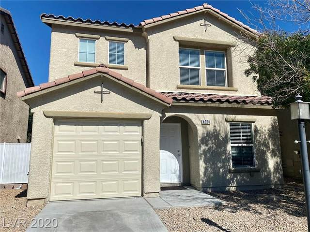 4260 Perfect Drift Street, Las Vegas, NV 89129 (MLS #2219661) :: Hebert Group | Realty One Group