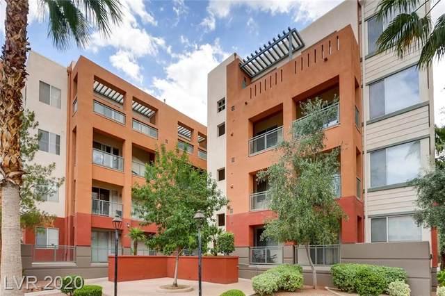 43 E Agate Avenue #202, Las Vegas, NV 89123 (MLS #2219684) :: Jeffrey Sabel