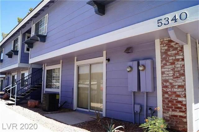 5340 Rod Court #202, Las Vegas, NV 89122 (MLS #2219712) :: Signature Real Estate Group