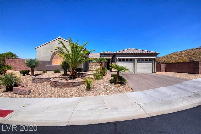 2704 Chateau Clermont Street, Henderson, NV 89044 (MLS #2219733) :: Performance Realty