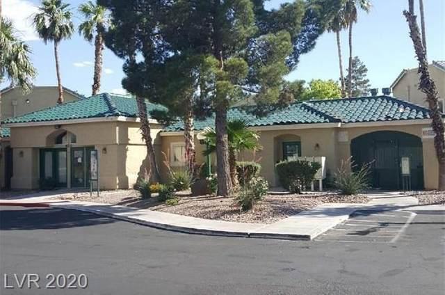 1541 Linnbaker Lane #101, Las Vegas, NV 89110 (MLS #2219738) :: Signature Real Estate Group