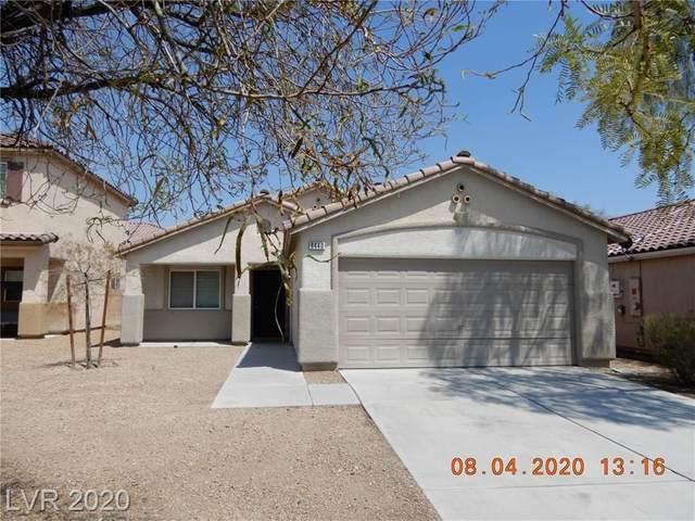 6440 Kenya Springs Street, North Las Vegas, NV 89086 (MLS #2219743) :: Hebert Group | Realty One Group