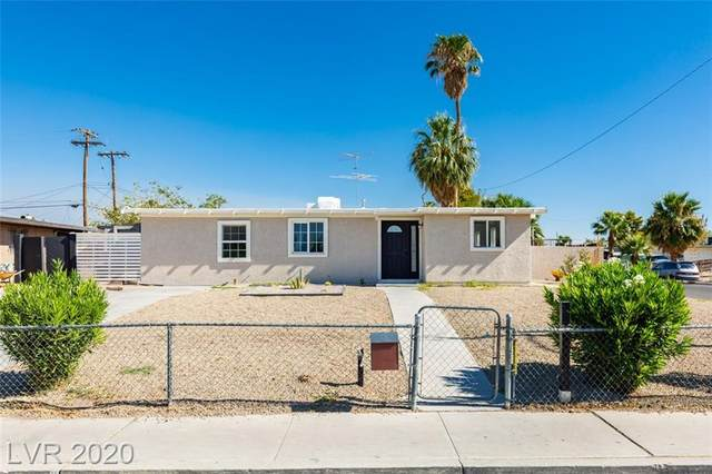 3408 Webb Avenue, North Las Vegas, NV 89030 (MLS #2219760) :: Signature Real Estate Group