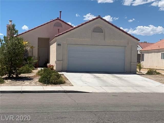6225 Kitamaya Street, North Las Vegas, NV 89031 (MLS #2219761) :: Hebert Group | Realty One Group