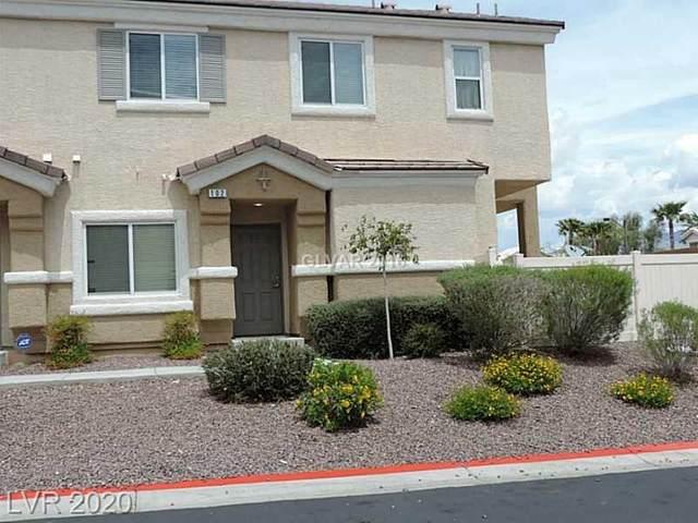7115 Bear Paw Creek Street #102, Las Vegas, NV 89149 (MLS #2219763) :: Jeffrey Sabel