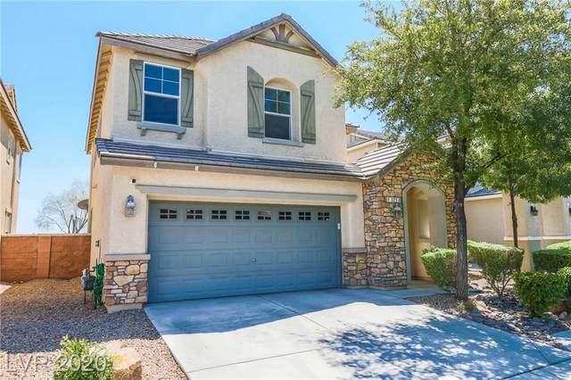 325 Big Cliff Avenue, North Las Vegas, NV 89031 (MLS #2219792) :: Hebert Group | Realty One Group