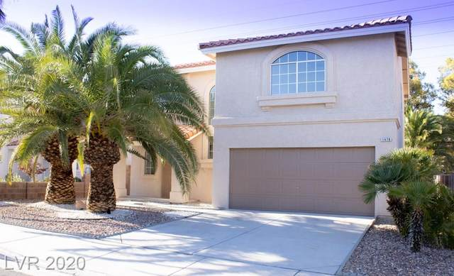 1470 Lodgepole Drive, Henderson, NV 89014 (MLS #2219795) :: Performance Realty
