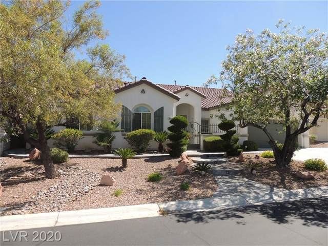 9931 Liberty View Road, Las Vegas, NV 89148 (MLS #2219796) :: The Lindstrom Group
