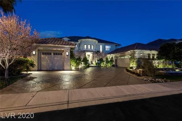 2994 Kedleston Street, Las Vegas, NV 89135 (MLS #2219801) :: Jeffrey Sabel