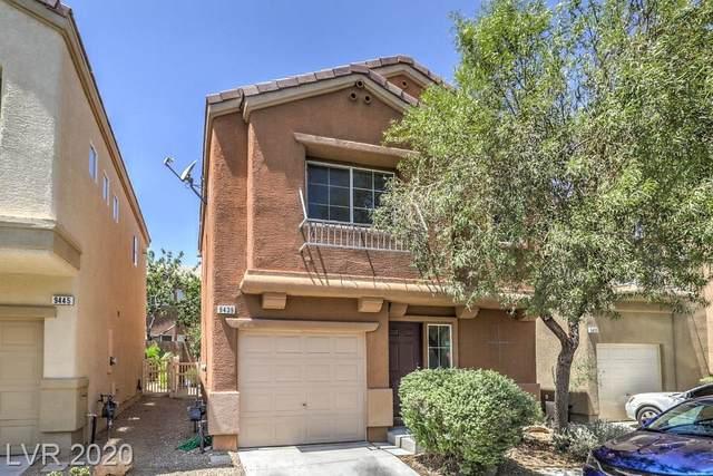 9439 Crimson Sky Street, Las Vegas, NV 89178 (MLS #2219827) :: Helen Riley Group | Simply Vegas