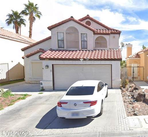 3510 Leor Court, Las Vegas, NV 89121 (MLS #2219832) :: Hebert Group   Realty One Group