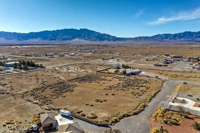 3160 W Zephyr, Pahrump, NV 89048 (MLS #2219836) :: The Mark Wiley Group | Keller Williams Realty SW