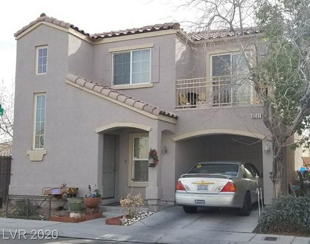 6261 Anticline Avenue, Las Vegas, NV 89139 (MLS #2219839) :: The Lindstrom Group