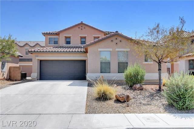5646 Mammoth Mountain Street, North Las Vegas, NV 89081 (MLS #2219840) :: Hebert Group | Realty One Group