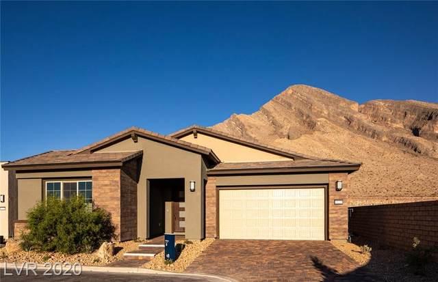 11235 Black Fire Opal Drive, Las Vegas, NV 89138 (MLS #2219855) :: Jeffrey Sabel