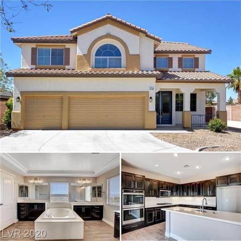 2736 Cool Lilac Avenue, Henderson, NV 89052 (MLS #2219864) :: Performance Realty