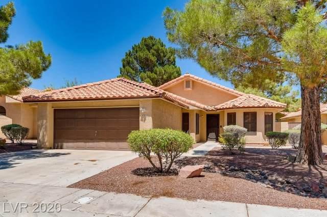 7924 Canoe Lane, Las Vegas, NV 89145 (MLS #2219870) :: Billy OKeefe | Berkshire Hathaway HomeServices