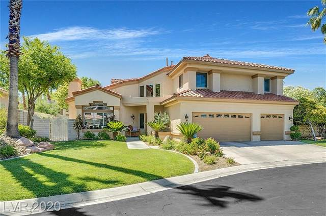 2329 Delina Drive, Las Vegas, NV 89134 (MLS #2219873) :: Jeffrey Sabel