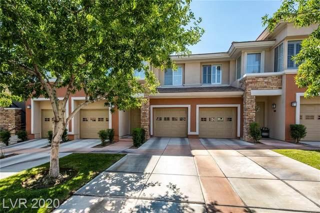 660 Peachy Canyon Circle #202, Las Vegas, NV 89144 (MLS #2219875) :: Hebert Group   Realty One Group