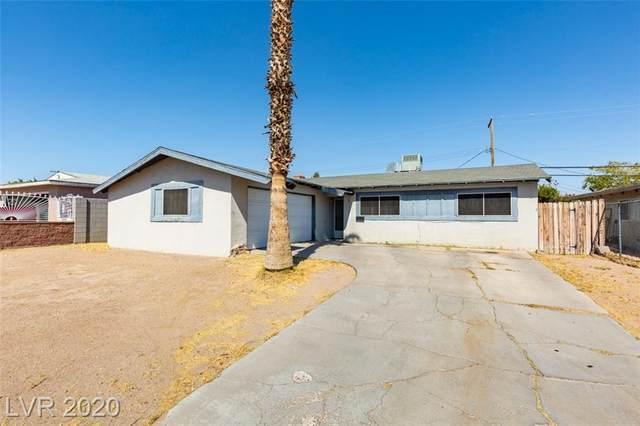 2904 Magnet Street, North Las Vegas, NV 89030 (MLS #2219896) :: Hebert Group   Realty One Group